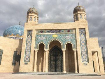 پروژه ساخت مسجد دانشگاه جامع امام حسین